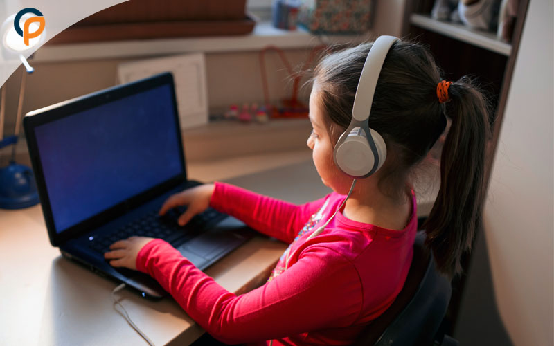 Online Mathematics to Ease the Learning at Primary Stage